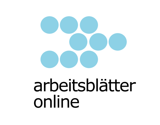 Arbeitsblätter Online