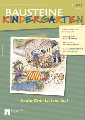Umwelterziehung im Kindergarten
