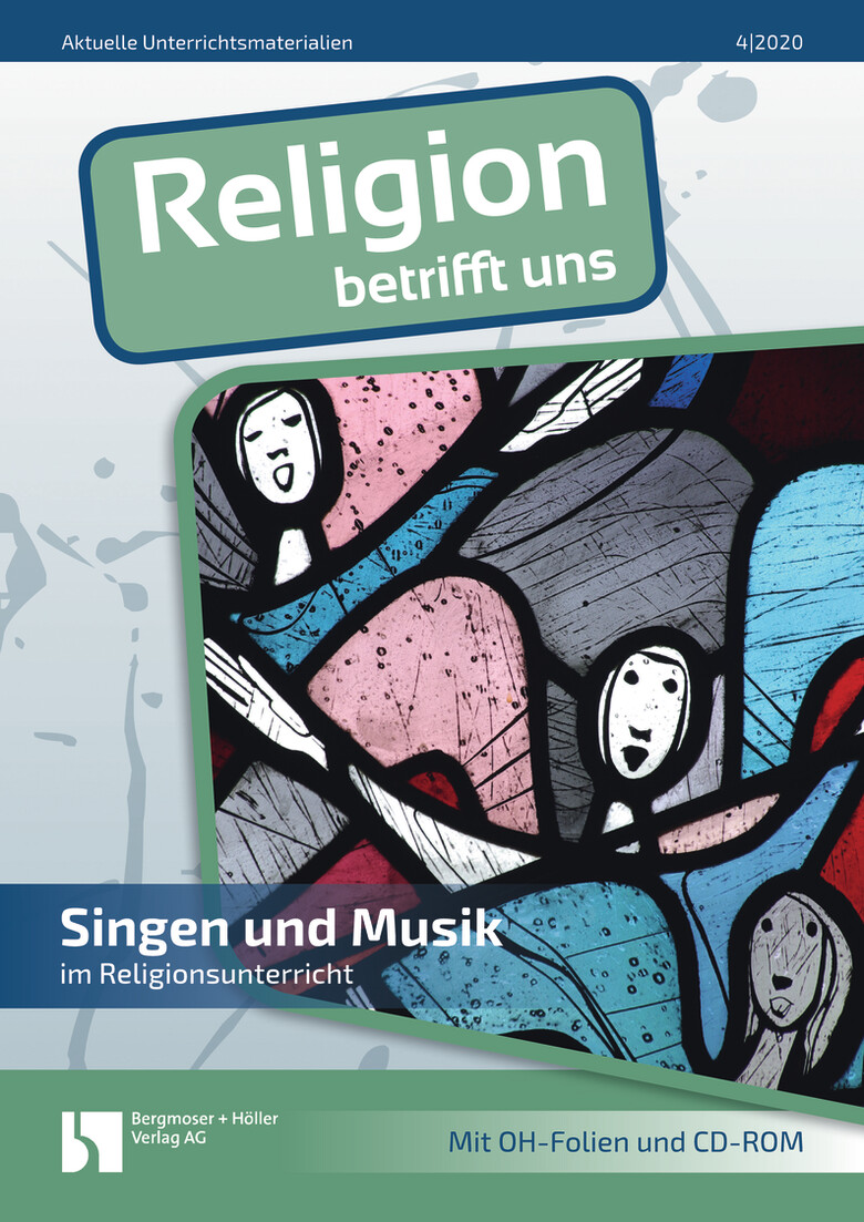 Religion betrifft uns + CD