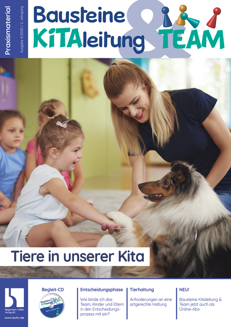 Bausteine KiTAleitung & Team