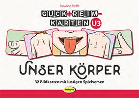 Guck+Reim-Karten U3: Unser Körper