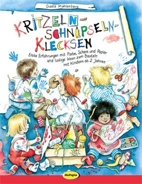 Kritzeln-Schnipseln-Klecksen