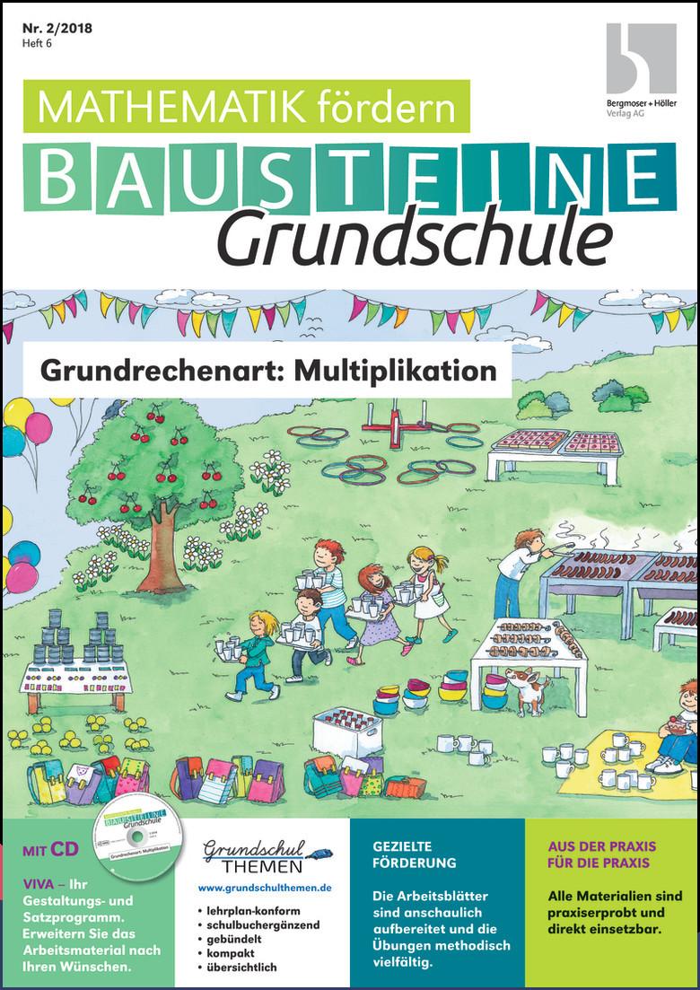 Grundrechenart Multiplikation
