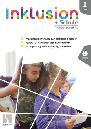 Inkusion + Schule - Ausgabe 1