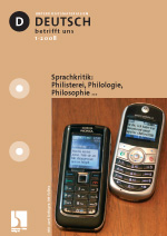 Sprachkritik: Philisterie, Philologie, Philosophie ...