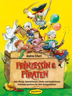 Prinzessin & Piraten (Buch)