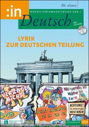 Lyrik zur deutschen Teilung
