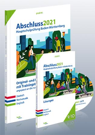 Abschluss 2021 - Hauptschulprüfung