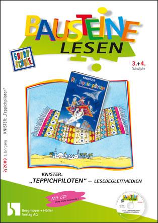 KNISTER: Teppichpiloten - Lesebegleitmedien