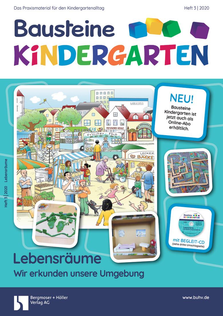 Bausteine Kindergarten