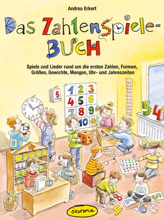 Das Zahlenspiele-Buch